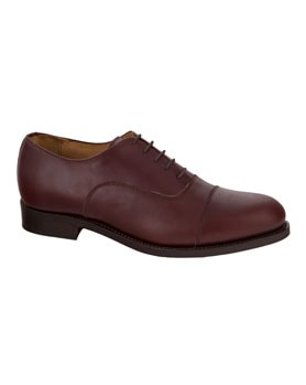 Zapato Oxford Marrón