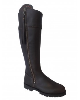 Bota Impermeable Marrón