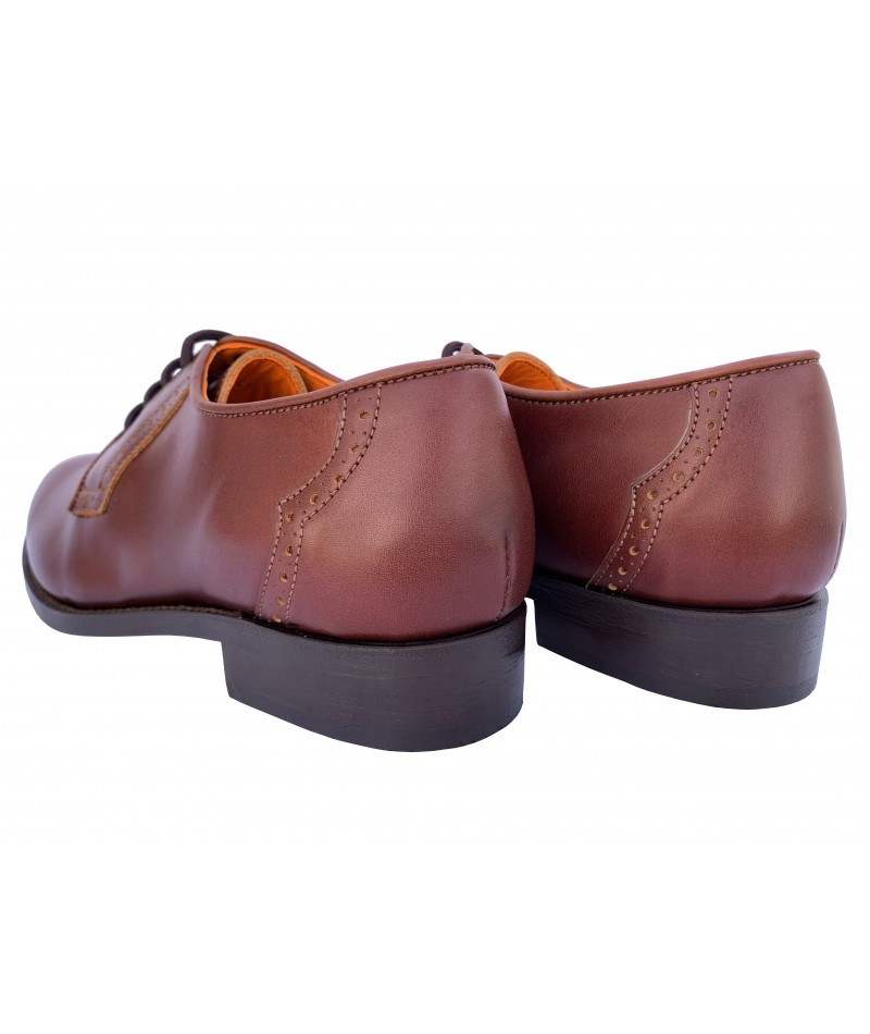 Zapato Cartujano Bronce Valverde botas
